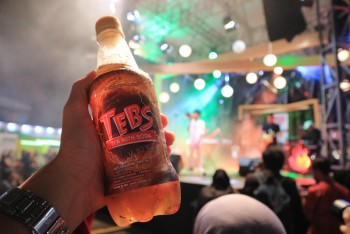 Tebs Moment at Java Jazz Festival 2017